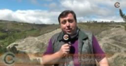 Blackheath Resources Sitevisit at Borralia and Covas in Portugal