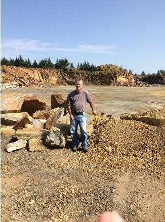 C:\Users\Geodex\Documents\South Quarry photos\David Martin South Quarry Pic 2.JPG