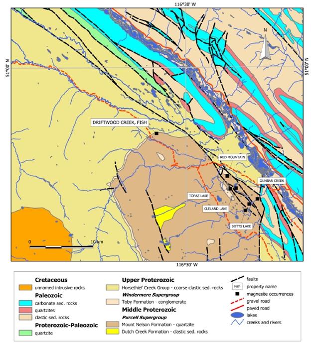 MGX Minerals Inc. informiert über Neuigkeiten im Magnesiumprojekt ...