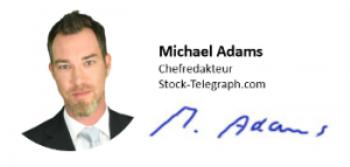 Michael Adams - Chefredakteur - Stock-Telegraph.com